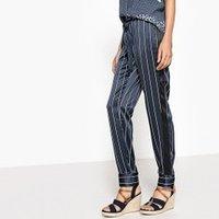 Pantalón de pijama a rayas