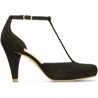 Zapatos salomé de piel Dalia Tulip