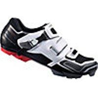 Comprar Zapatillas de MTB Shimano XC51 SPD (negro/blanco) 2017