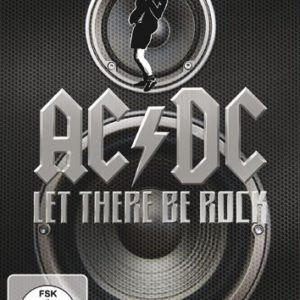 Comprar AC/DC Let there be Rock DVD standard