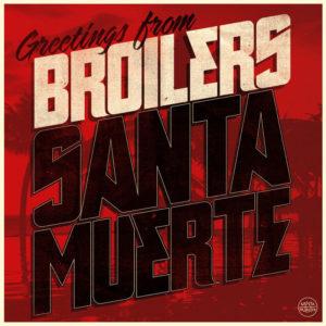 Comprar Broilers Santa Muerte CD standard