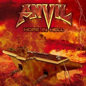 Comprar Anvil Hope in hell CD standard