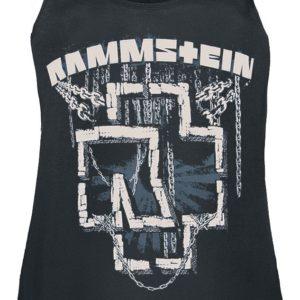 Comprar Rammstein In Ketten Top Mujer Negro