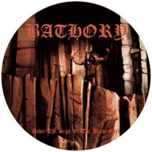 Comprar Bathory Under the sign of the Black Mark LP standard