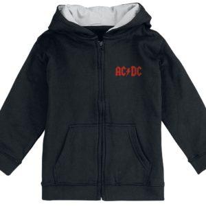 Comprar AC/DC Black Ice Chaqueta con Capucha Niño Negro