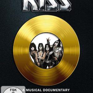 Comprar Kiss The Story of Kiss DVD standard