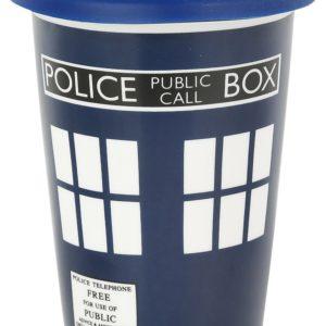 Comprar Doctor Who Tardis Taza de café multicolor