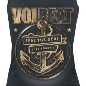 Comprar Volbeat Anchor Top Mujer Negro