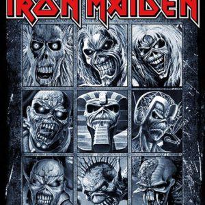 Comprar Iron Maiden Eddies Póster multicolor