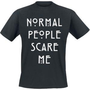 Comprar American Horror Story Normal People Camiseta Negro