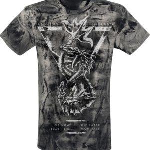 Comprar Alchemy England Piscies Camiseta Gris