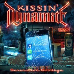 Comprar Kissin' Dynamite Generation goodbye CD standard