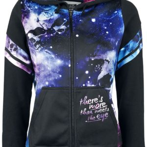 Comprar Full Volume by EMP Freaking Out Loud Chaqueta con capucha Mujer Negro