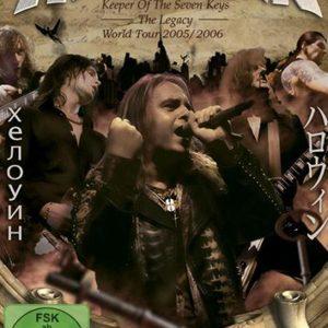 Comprar Helloween Live on 3 continents 2-DVD & 2-CD standard
