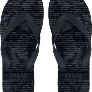 Comprar Urban Classics Basic Slipper Chancletas Camuflaje oscuro