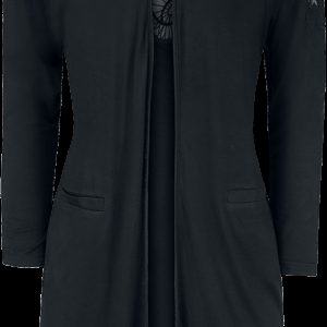 Comprar Black Premium by EMP Angel Gone Over Cardigan chica Negro