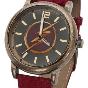 Comprar The Flash Lightning Bolt Reloj de Pulsera rojo/ oro