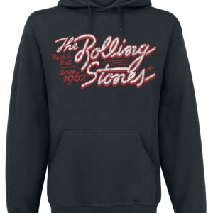 Comprar The Rolling Stones UK Tongue Sudadera con capucha Negro