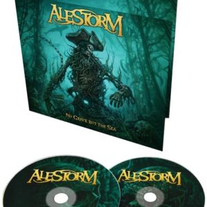 Comprar Alestorm No grave but the sea 2-CD standard