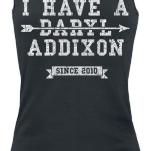 Comprar The Walking Dead I Have A Daryl Addixon Top Mujer Negro