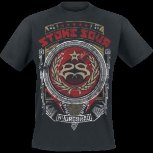Comprar Stone Sour Hydrograd Camiseta Negro