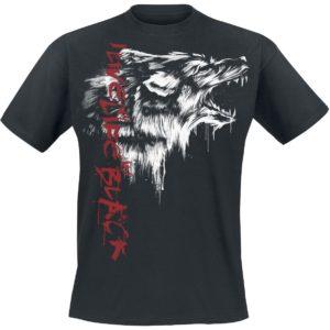 Comprar Black Premium by EMP Rebel Soul Camiseta Negro