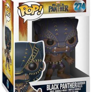 Comprar Black Panther Figura Vinilo Black Panther Warrior Fall 274 Figura de colección Standard