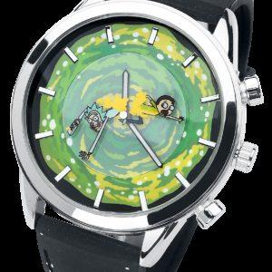 Comprar Rick and Morty Rick and Morty Reloj de Pulsera negro-verde