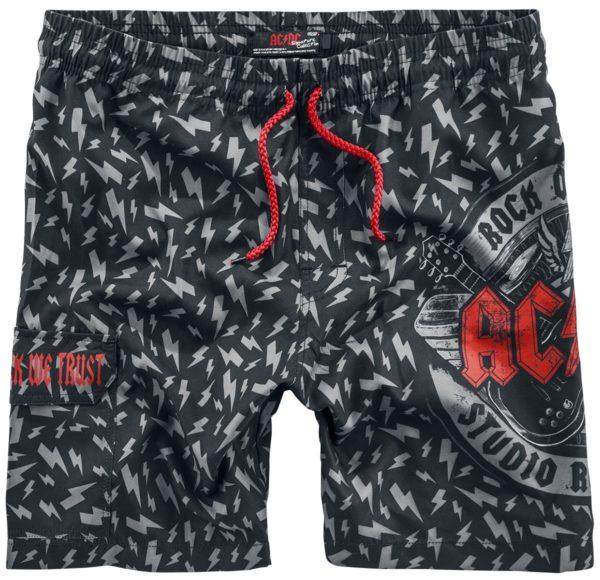 Comprar AC/DC EMP Signature Collection Bañador Negro