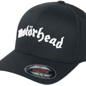 Comprar Motörhead Flexfit Cap Flexcap Negro