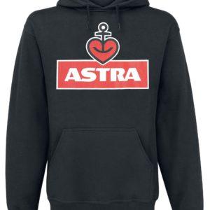 Comprar Astra Heart Anchor Sudadera con capucha Negro