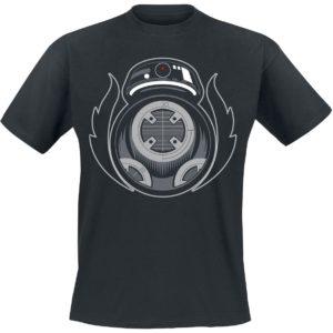 Comprar Star Wars Episode 8 - The Last Jedi - Bad BB9E Camiseta Negro