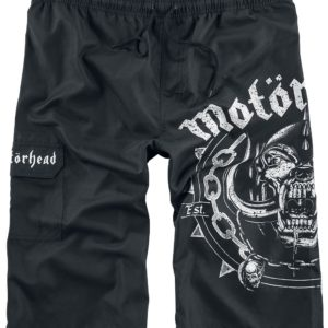 Comprar Motörhead EMP Signature Collection Bañador Negro