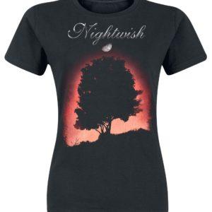 Comprar Nightwish Angels Fall First - Decades Camiseta Mujer Negro