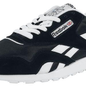 Comprar Reebok CL Nylon Zapatillas negro-blanco