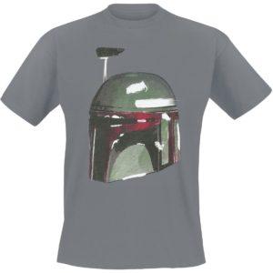 Comprar Star Wars Boba Fett Camiseta Gris