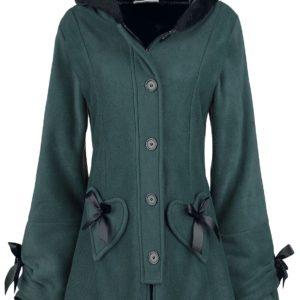 Comprar Poizen Industries Alison Coat Abrigo Mujer Petróleo