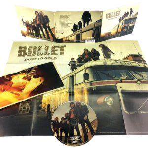 Comprar Bullet Dust to gold CD & Póster standard