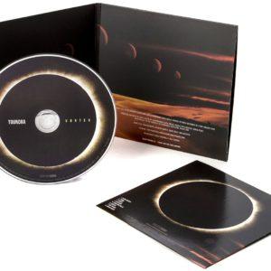 Comprar Toundra Vortex CD standard