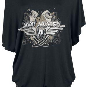 Comprar Amon Amarth EMP Signature Collection Camiseta Mujer Negro/gris oscuro
