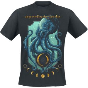Comprar A Perfect Circle Moon Oracle Camiseta Negro