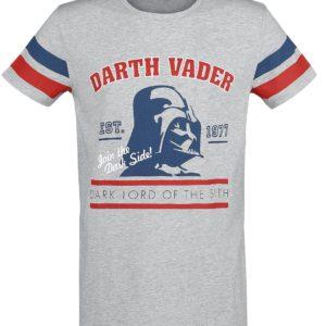 Comprar Star Wars Darth Vader Camiseta Gris jaspeado