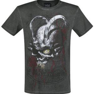 Comprar Alchemy England The Horned One Camiseta Antracita
