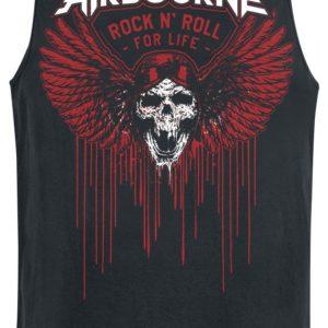 Comprar Airbourne Blood Wings Camiseta Tirantes Negro