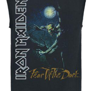 Comprar Iron Maiden FOTD Tree Spine Camiseta Tirantes Negro