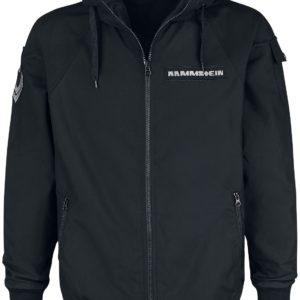 Comprar Rammstein Logo Cortavientos Negro