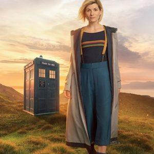 Comprar Doctor Who 13th Doctor Póster multicolor