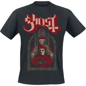 Comprar Ghost Cardinal & Mentor Camiseta Negro