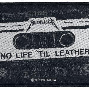 Comprar Metallica No Life 'Til Leather Parche multicolor