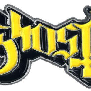 Comprar Ghost Logo Pin amarillo/negro